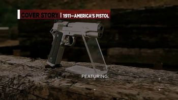 Smith & Wesson Performance Center TV Spot, 'Cover Story: Springfield TRP 1911' - Thumbnail 3