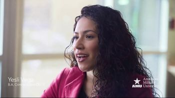 American Military University TV Spot, 'Yesli Vega: Criminal Justice'