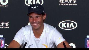 Australian Open App TV Spot, 'Open a World of Tennis' - 285 commercial airings