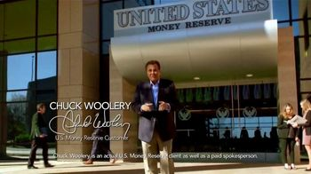 U.S. Money Reserve TV Spot, 'American Eagle Coins'