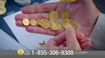U.S. Money Reserve TV Spot, 'American Eagle Coins' - Thumbnail 6