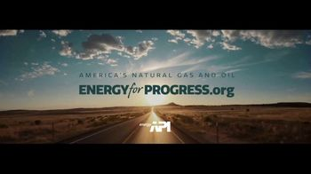 American Petroleum Institute TV Spot, 'Solving Big Challenges Requires Energy' - Thumbnail 10