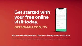Roman TV Spot, 'Values' Featuring  Alexis Ohanian - Thumbnail 10