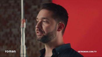 Roman TV Spot, 'Values' Featuring  Alexis Ohanian - Thumbnail 4