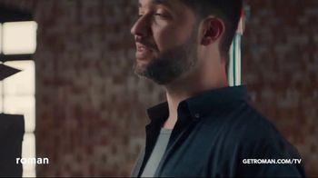 Roman TV Spot, 'Values' Featuring  Alexis Ohanian - Thumbnail 7