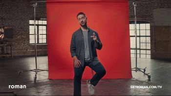 Roman TV Spot, 'Values' Featuring  Alexis Ohanian - Thumbnail 8