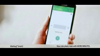GreatCall Jitterbug Smart2 TV Spot, 'Having My Mom Around: 25% Off' - 113 commercial airings