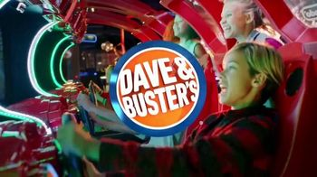 Dave and Buster's TV Spot, 'New Year's, New Games, and New Fun' - Thumbnail 1