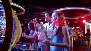 Dave and Buster's TV Spot, 'New Year's, New Games, and New Fun'