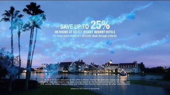 Disney World TV Spot, 'A Magical Stay: Save 25 Percent' - Thumbnail 9