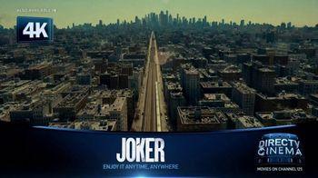 DIRECTV Cinema TV Spot, 'Joker' - Thumbnail 1