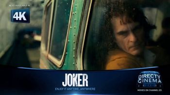 DIRECTV Cinema TV Spot, 'Joker'