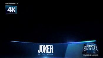 DIRECTV Cinema TV Spot, 'Joker'