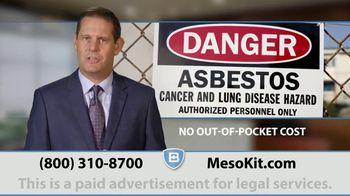 Baron & Budd, P.C. TV Spot, 'MesoKit: Asbestos Victims'