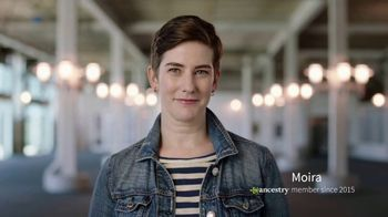 Ancestry TV Spot, 'Moira: DNA Kit'