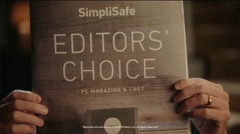 SimpliSafe Holiday Pricing TV Spot, 'Robbert: Like a Pro' - Thumbnail 7