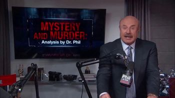 Dr. Phil Podcasts TV Spot, 'Phil in the Blanks, True Crime & I've Got a Secret!: Available Now' - 5 commercial airings