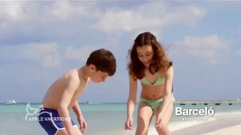 Apple Vacations Great Winter Event TV Spot, 'Clear Your Schedule: Barcelo Hotel Group' - Thumbnail 5