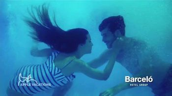 Apple Vacations Great Winter Event TV Spot, 'Clear Your Schedule: Barcelo Hotel Group' - Thumbnail 6
