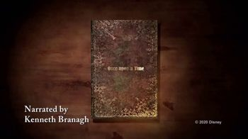 First Book TV Spot, 'ABC: Imagine a World' Featuring Kenneth Branagh - Thumbnail 1