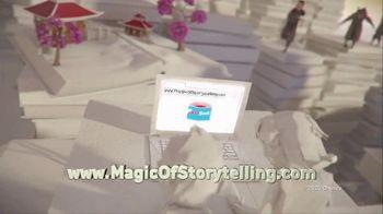 First Book TV Spot, 'ABC: Imagine a World' Featuring Kenneth Branagh - Thumbnail 7