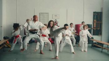 Yoplait TV Spot, 'Taekwondo: Starburst Flavor' - Thumbnail 6