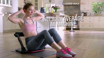 Core Max Pro TV Spot, 'Not Your Average Ab Machine: $20 Bonus Gift'