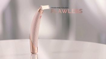 Flawless Nu Razor TV Spot, 'Shaving Has Never Been This Easy' - Thumbnail 2