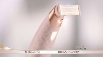 Flawless Nu Razor TV Spot, 'Shaving Has Never Been This Easy' - Thumbnail 5