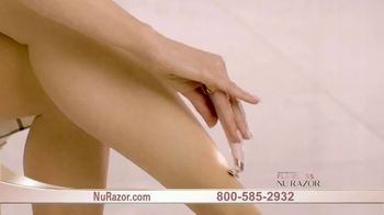 Flawless Nu Razor TV Spot, 'Shaving Has Never Been This Easy' - Thumbnail 7