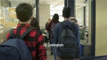 VoteVets TV Spot, 'Cal Cunningham: 9/11' - Thumbnail 6