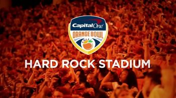 2019 Capital One Orange Bowl TV Spot, 'Get Your Tickets Now' - Thumbnail 2