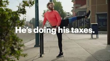 H&R Block Tax Pro Go TV Spot, 'Stretching' Song by the Isley Brothers - Thumbnail 1