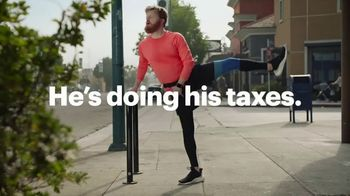 H&R Block Tax Pro Go TV Spot, 'Stretching' Song by the Isley Brothers