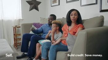 Self Financial Inc. TV Spot, 'Low Credit Scores'