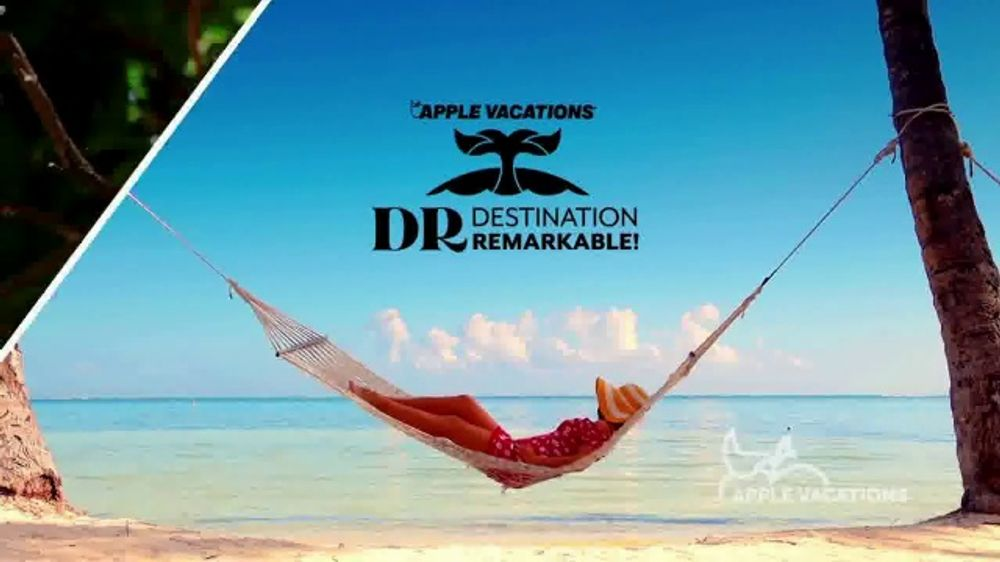 Apple Vacations End of Year Sale TV Commercial, 'Dominican Republic: Destination Remarkable'