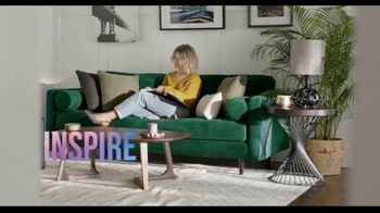 Rooms to Go TV Spot, 'Anything Is Possible' Featuring Julianne Hough - Thumbnail 7