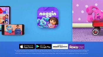 Noggin App TV Spot, 'Blue's Clues and You' - Thumbnail 10