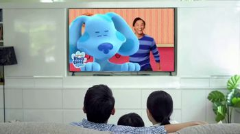 Noggin App TV Spot, 'Blue's Clues and You'