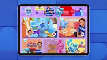 Noggin App TV Spot, 'Blue's Clues and You' - Thumbnail 5