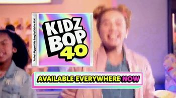 Kidz Bop 40 TV Spot, 'Made For You'