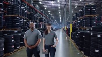 TireRack.com TV Spot, 'Tire Decision Guide: Free Shipping and Road Hazard Protection'