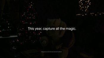 Google Pixel 4 TV Spot, 'Capture Santa With Night Sight: Save $300' Song by David Phelps - Thumbnail 2