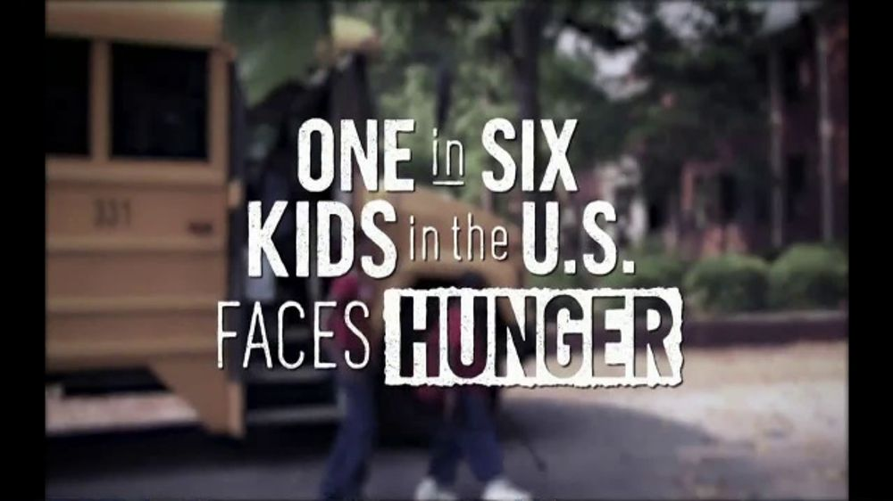 Fuel Up to Play 60 TV Commercial, 'Feeding Kids'