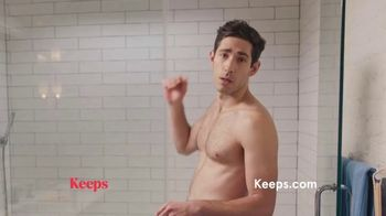 Keeps Holiday Sale TV Spot, 'Shower Song: 65 Percent Off' - Thumbnail 1