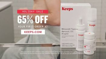 Keeps Holiday Sale TV Spot, 'Shower Song: 65 Percent Off' - Thumbnail 8