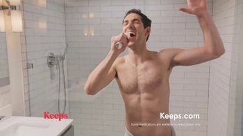 Keeps Holiday Sale TV Spot, 'Shower Song: 65 Percent Off' - Thumbnail 3