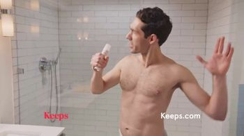 Keeps Holiday Sale TV Spot, 'Shower Song: 65 Percent Off' - Thumbnail 4