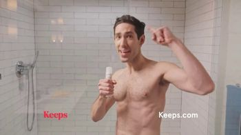 Keeps Holiday Sale TV Spot, 'Shower Song: 65 Percent Off' - Thumbnail 5