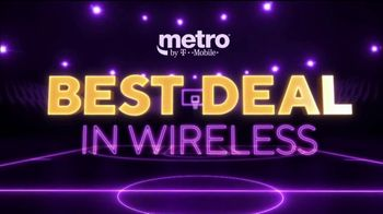Metro by T-Mobile TV Spot, 'Nothing Beats the Best' - Thumbnail 3